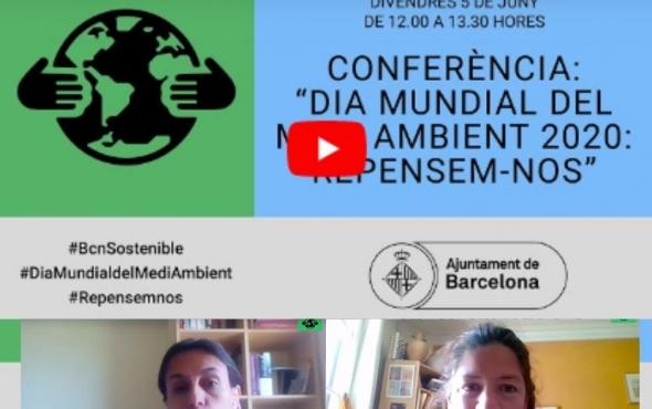 Dia Mundial del Medi Ambient Ajuntament de Barcelona