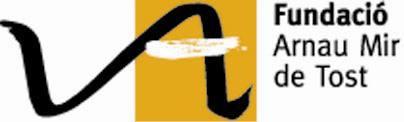Logo Fundació Arnau Mir de Tost