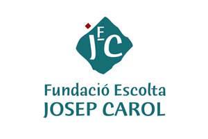 Logo Fundació Escolta Josep Carol sq